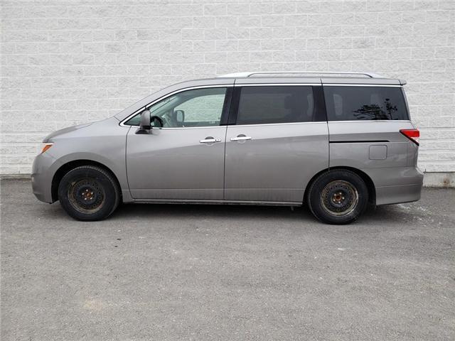 2011 Nissan Quest  (Stk: HA019B) in Kingston - Image 1 of 30