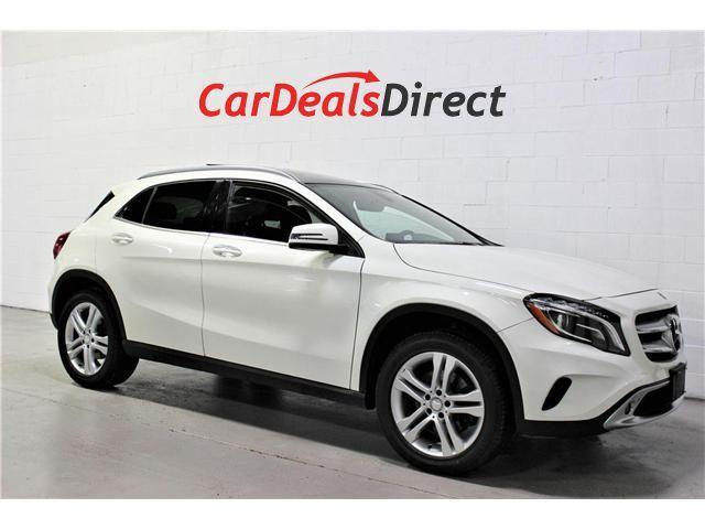 2016 Mercedes-Benz GLA-Class Base (Stk: 196828) in Vaughan - Image 1 of 30