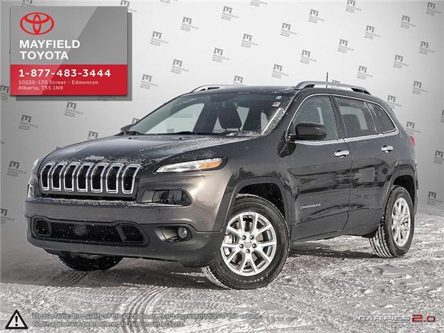 2016 Jeep Cherokee North (Stk: 196730A) in Edmonton - Image 1 of 20