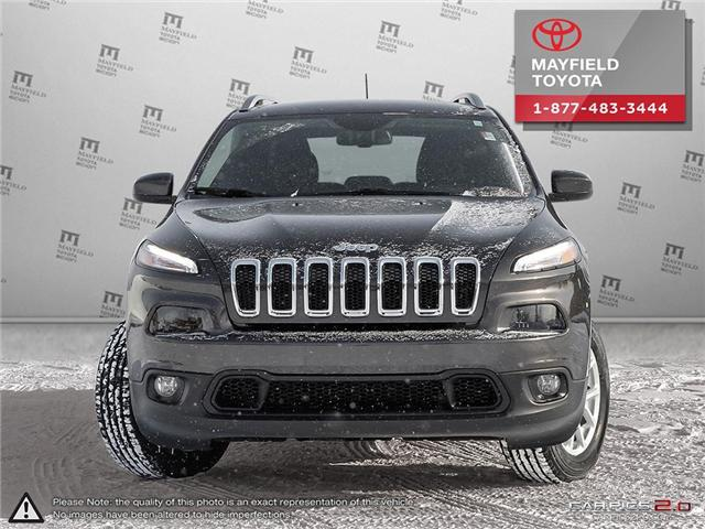 2016 Jeep Cherokee North (Stk: 196730A) in Edmonton - Image 2 of 20