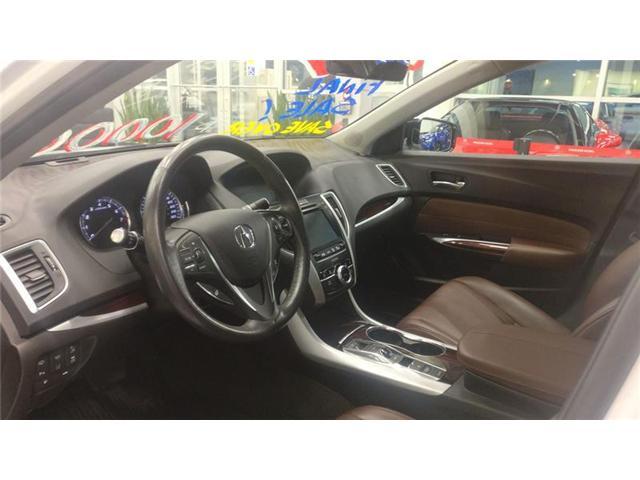 2017 Acura TLX Base (Stk: H800746) in Brampton - Image 6 of 7