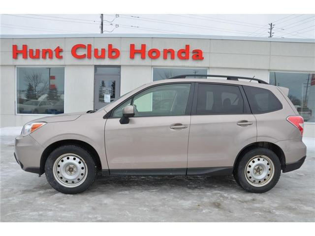 2014 Subaru Forester  (Stk: Z00178A) in Gloucester - Image 1 of 21