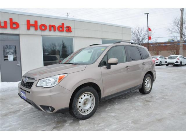 2014 Subaru Forester  (Stk: Z00178A) in Gloucester - Image 2 of 21