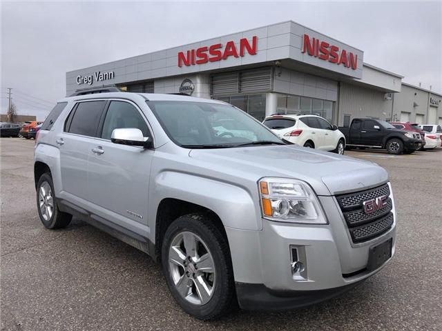 2015 GMC Terrain SLT-1 (Stk: U1065A) in Cambridge - Image 1 of 25