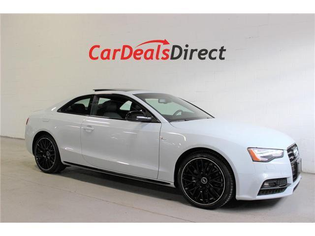2016 Audi A5  (Stk: 049513) in Vaughan - Image 1 of 30