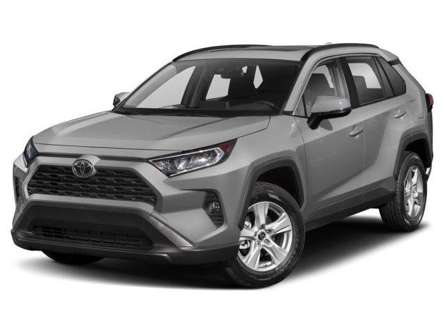 2019 Toyota RAV4 LE (Stk: D190937) in Mississauga - Image 1 of 9