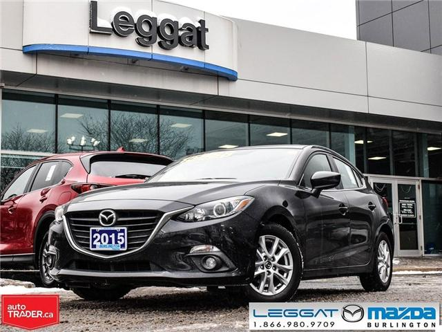 2015 Mazda Mazda3 GS (Stk: 1766) in Burlington - Image 1 of 22