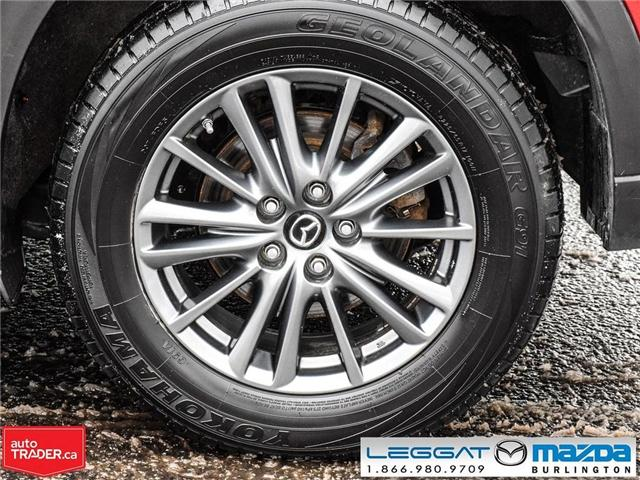 2017 Mazda CX-5 GS- AWD, MOONROOF, REAR CAMERA. BLUETOOTH (Stk: 1767) in Burlington - Image 8 of 22