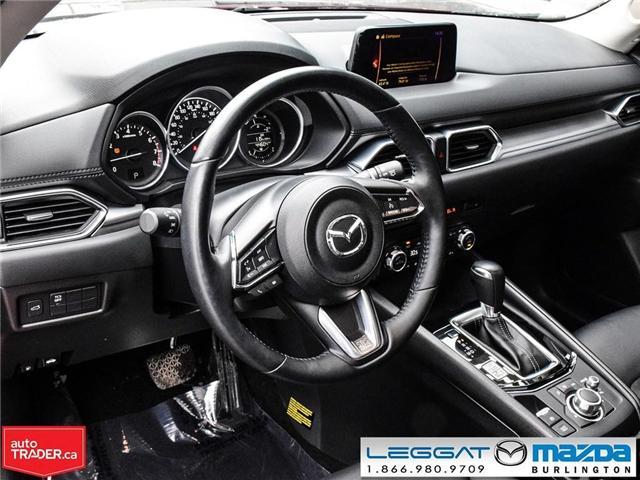2017 Mazda CX-5 GS- AWD, MOONROOF, REAR CAMERA. BLUETOOTH (Stk: 1767) in Burlington - Image 12 of 22