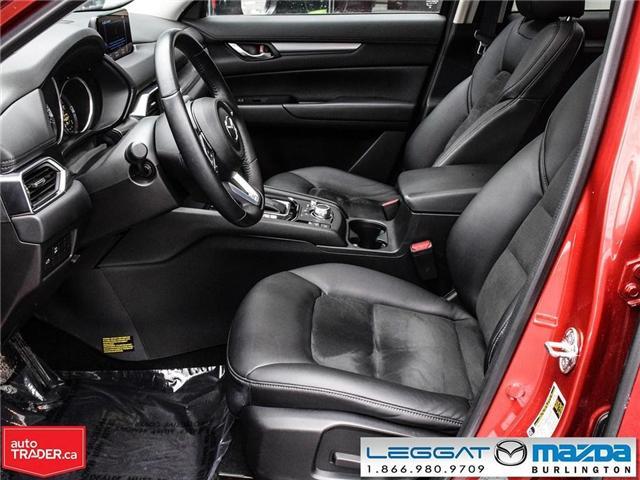 2017 Mazda CX-5 GS- AWD, MOONROOF, REAR CAMERA. BLUETOOTH (Stk: 1767) in Burlington - Image 13 of 22