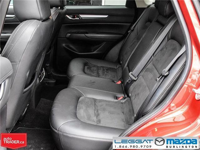 2017 Mazda CX-5 GS- AWD, MOONROOF, REAR CAMERA. BLUETOOTH (Stk: 1767) in Burlington - Image 14 of 22