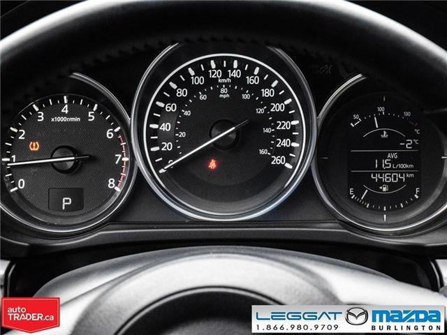 2017 Mazda CX-5 GS- AWD, MOONROOF, REAR CAMERA. BLUETOOTH (Stk: 1767) in Burlington - Image 17 of 22