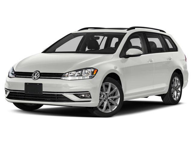 2019 Volkswagen Golf SportWagen 1.8 TSI Execline (Stk: VWTQ3720) in Richmond - Image 1 of 9
