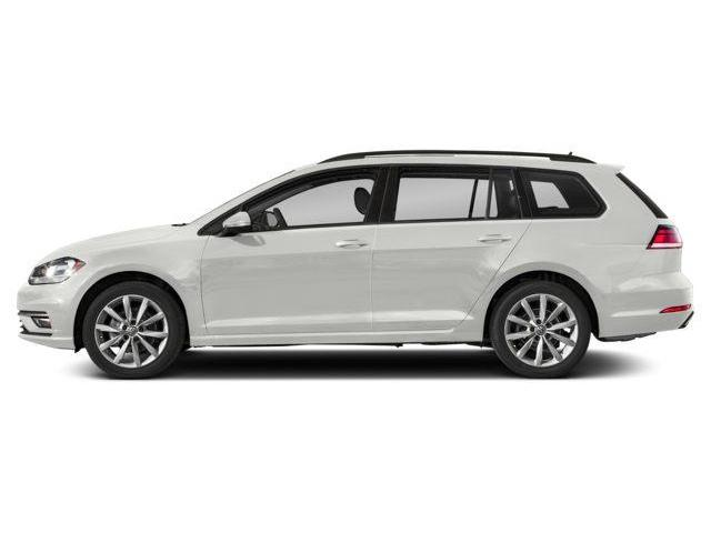2019 Volkswagen Golf SportWagen 1.8 TSI Execline (Stk: VWTQ3720) in Richmond - Image 2 of 9