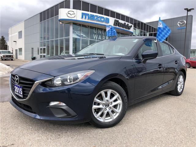 2015 Mazda Mazda3 GS (Stk: P3406) in Oakville - Image 2 of 19