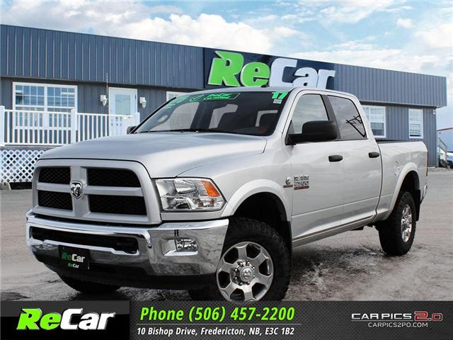 2017 RAM 2500 SLT (Stk: 181349A) in Fredericton - Image 1 of 25