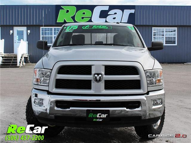 2017 RAM 2500 SLT (Stk: 181349A) in Fredericton - Image 2 of 25