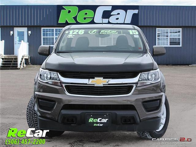 2015 Chevrolet Colorado LT (Stk: 181205A) in Fredericton - Image 2 of 26