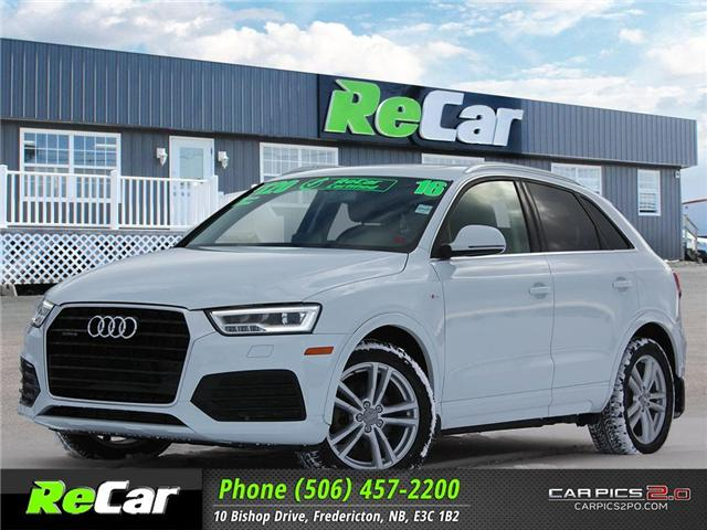 2016 Audi Q3 2.0T Technik (Stk: 181167A) in Fredericton - Image 1 of 30