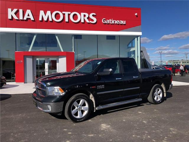 2016 RAM 1500 SLT (Stk: 18943A) in Gatineau - Image 1 of 18