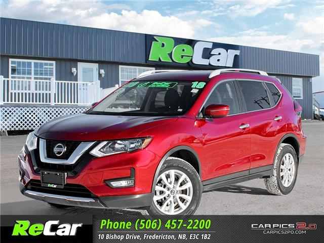 2018 Nissan Rogue SV (Stk: 190066A) in Fredericton - Image 1 of 23