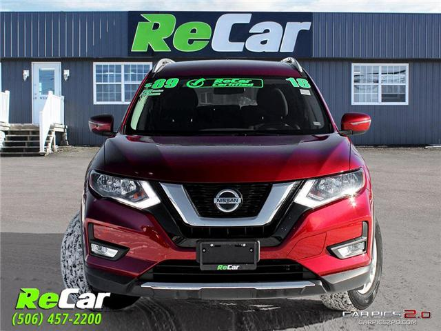 2018 Nissan Rogue SV (Stk: 190066A) in Fredericton - Image 2 of 23