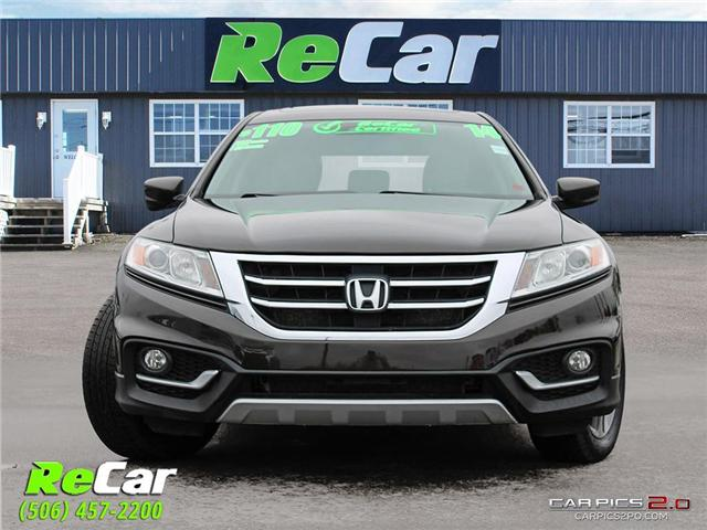 2014 Honda Crosstour EX-L (Stk: 181087A) in Fredericton - Image 2 of 26