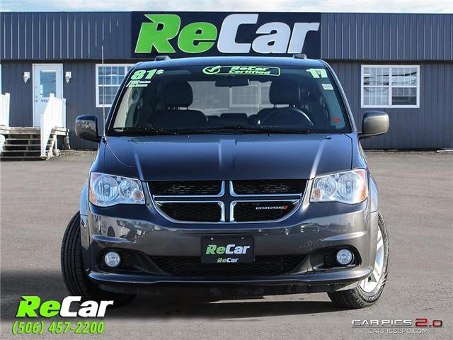 2017 Dodge Grand Caravan Crew (Stk: 181250A) in Fredericton - Image 2 of 25