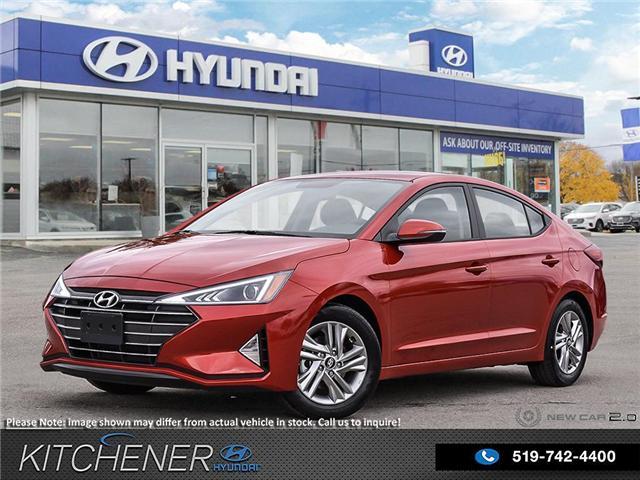 2019 Hyundai Elantra Preferred (Stk: 58669) in Kitchener - Image 1 of 23