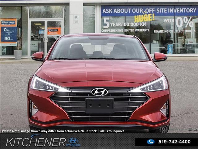 2019 Hyundai Elantra Preferred (Stk: 58669) in Kitchener - Image 2 of 23