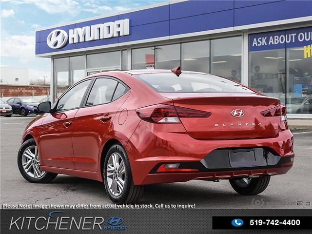 2019 Hyundai Elantra Preferred (Stk: 58669) in Kitchener - Image 4 of 23