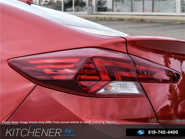 2019 Hyundai Elantra Preferred (Stk: 58669) in Kitchener - Image 11 of 23
