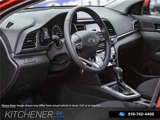 2019 Hyundai Elantra Preferred (Stk: 58669) in Kitchener - Image 12 of 23
