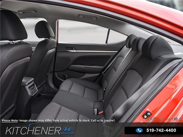 2019 Hyundai Elantra Preferred (Stk: 58669) in Kitchener - Image 21 of 23