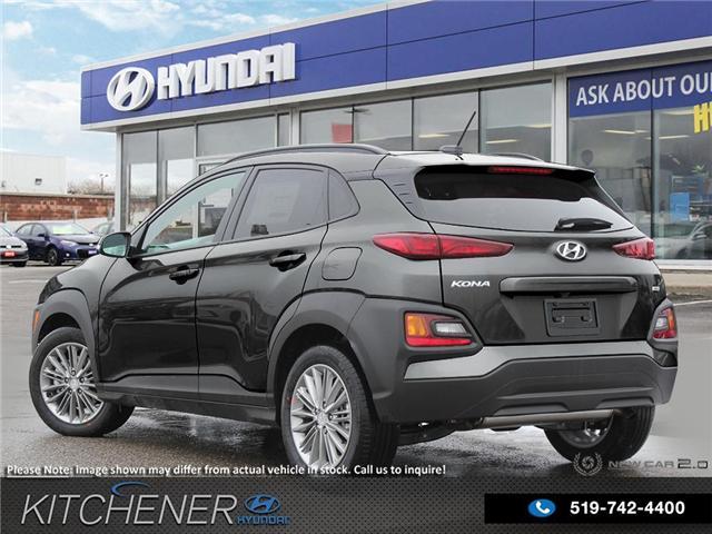 2019 Hyundai KONA 2.0L Luxury (Stk: 58667) in Kitchener - Image 4 of 23