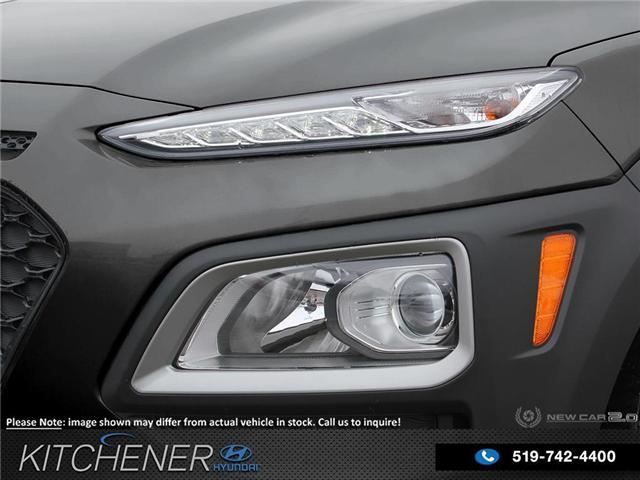 2019 Hyundai KONA 2.0L Luxury (Stk: 58667) in Kitchener - Image 10 of 23