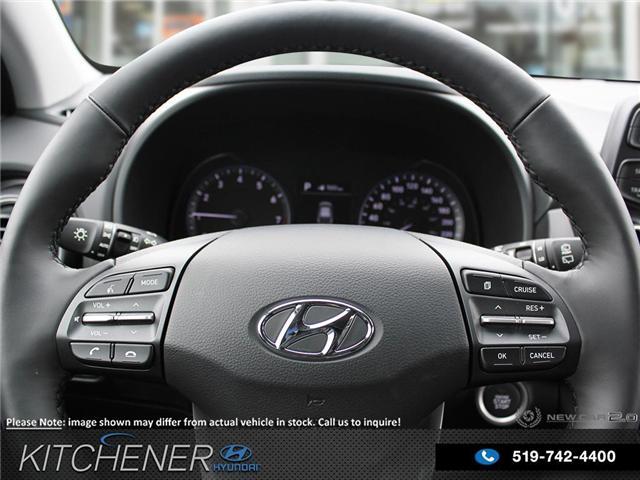 2019 Hyundai KONA 2.0L Luxury (Stk: 58667) in Kitchener - Image 13 of 23