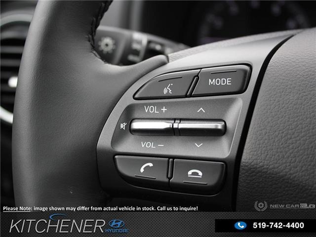 2019 Hyundai KONA 2.0L Luxury (Stk: 58667) in Kitchener - Image 15 of 23