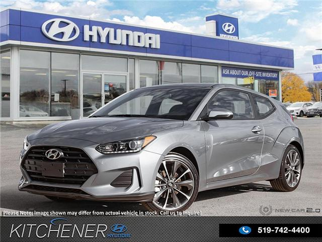 2019 Hyundai Veloster 2.0 GL (Stk: 58674) in Kitchener - Image 1 of 23