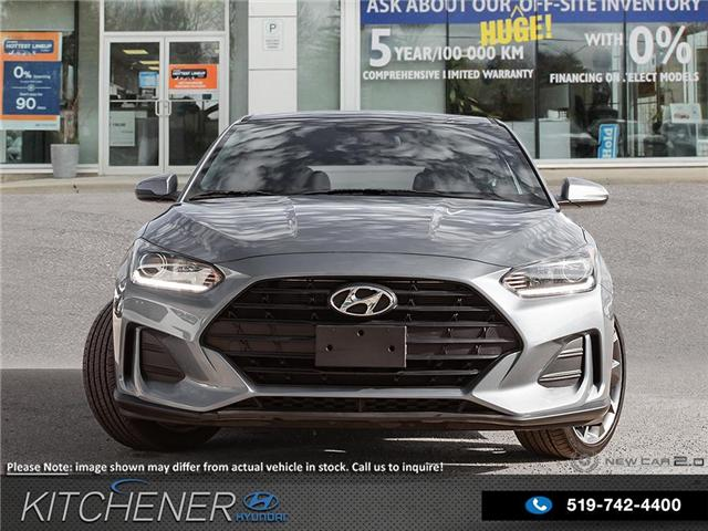 2019 Hyundai Veloster 2.0 GL (Stk: 58674) in Kitchener - Image 2 of 23