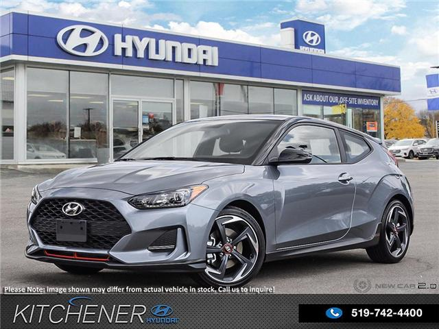 2019 Hyundai Veloster Turbo (Stk: 58663) in Kitchener - Image 1 of 23