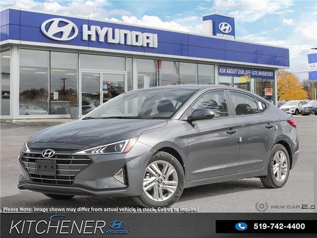 2019 Hyundai Elantra Preferred (Stk: 58661) in Kitchener - Image 1 of 23