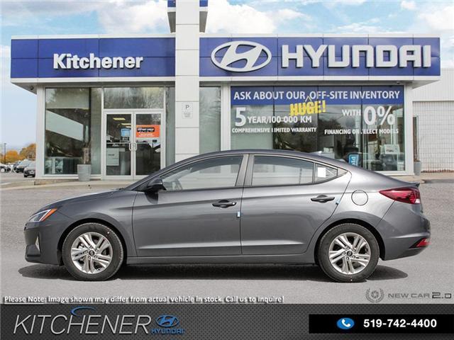 2019 Hyundai Elantra Preferred (Stk: 58661) in Kitchener - Image 3 of 23
