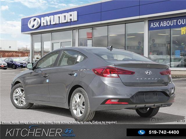 2019 Hyundai Elantra Preferred (Stk: 58661) in Kitchener - Image 4 of 23