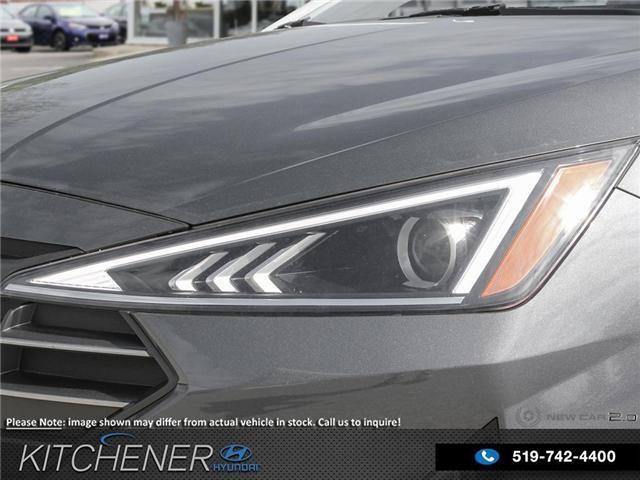 2019 Hyundai Elantra Preferred (Stk: 58661) in Kitchener - Image 10 of 23