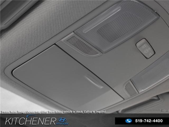 2019 Hyundai Elantra Preferred (Stk: 58661) in Kitchener - Image 19 of 23