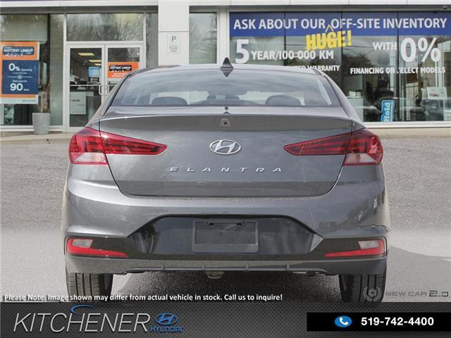 2019 Hyundai Elantra Preferred (Stk: 58660) in Kitchener - Image 5 of 23