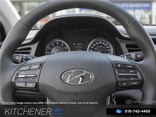2019 Hyundai Elantra Preferred (Stk: 58660) in Kitchener - Image 13 of 23