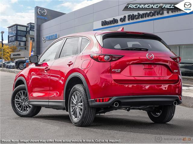 2018 Mazda CX-5 GX (Stk: 18-1000) in Richmond Hill - Image 4 of 23