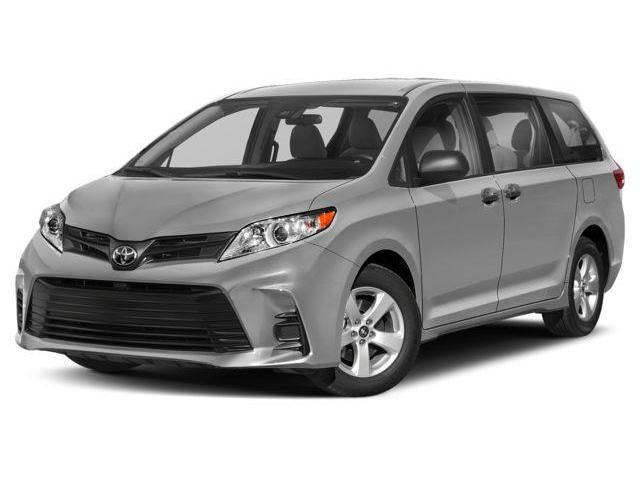 2019 Toyota Sienna LE 7-Passenger (Stk: D2960066) in Calgary - Image 1 of 9